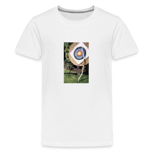 BABF011C E739 4CBC 8994 EFE1B1961AEC - Premium T-skjorte for tenåringer