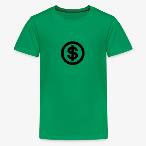 marcusksoak - Teenager premium T-shirt