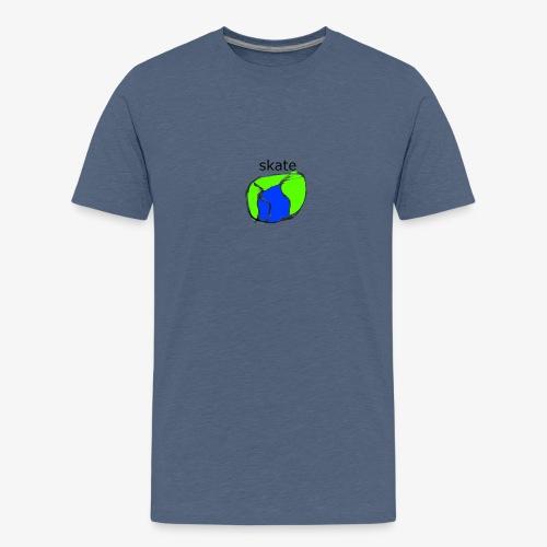 aiga cashier - Teenager premium T-shirt