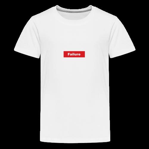 Faliure - Premium T-skjorte for tenåringer