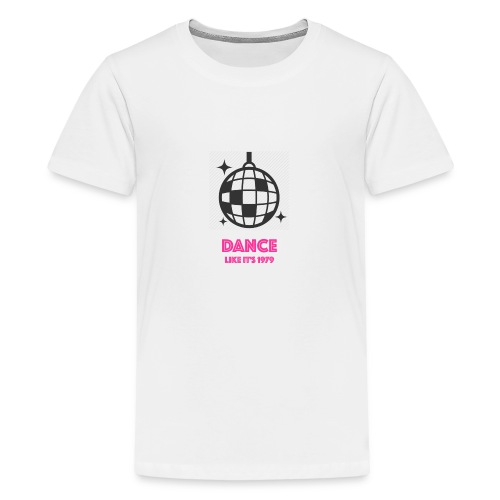 Dance - Teenager Premium T-Shirt
