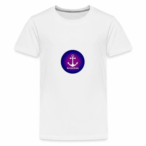 Ancre Arcachon - T-shirt Premium Ado