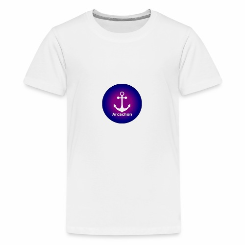 Ancre Arcachon - Teenage Premium T-Shirt