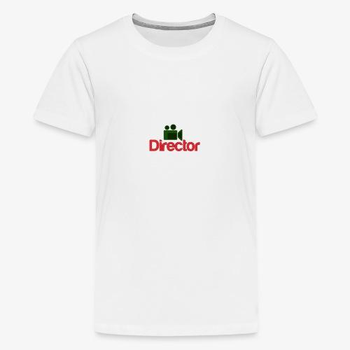 Director Wear - Teenage Premium T-Shirt