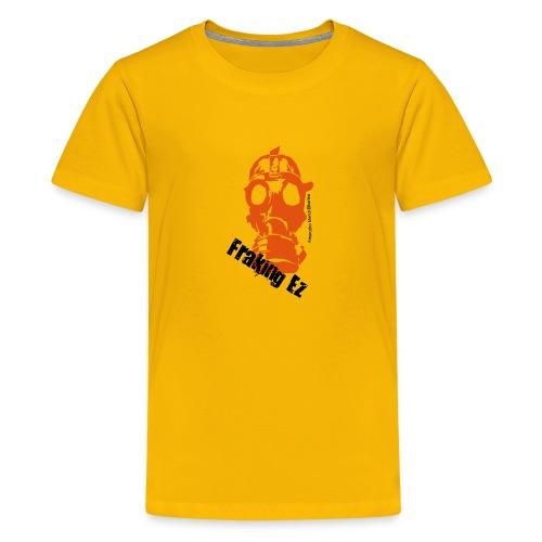 Anti - fraking - Camiseta premium adolescente