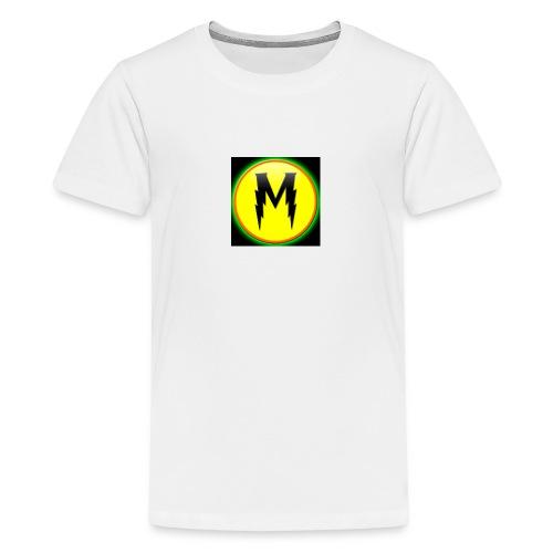 Muwex Logo - Teinien premium t-paita