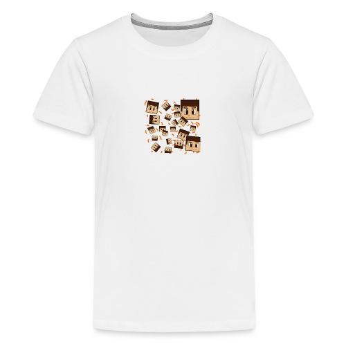 TsaiclonGaming    Krezor SnapBack - Teenager Premium T-shirt