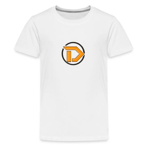 New Logo - Teenage Premium T-Shirt