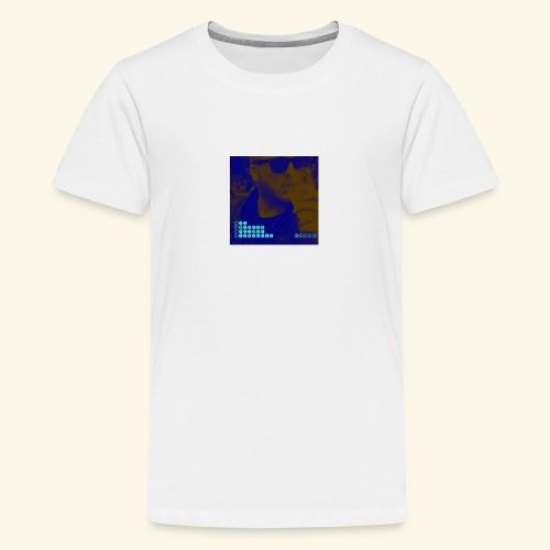 Water cover - Teenage Premium T-Shirt