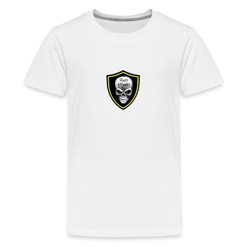 Rival E-Sport - Premium-T-shirt tonåring