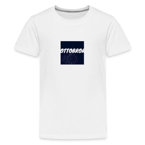 Ottobror - Premium-T-shirt tonåring