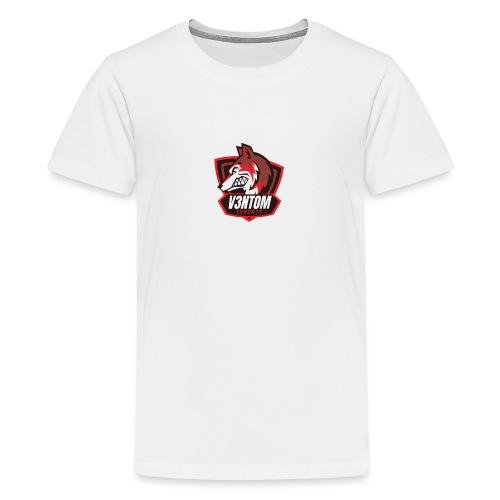 CLAN LOGO V3NTOM - Teenager Premium T-Shirt