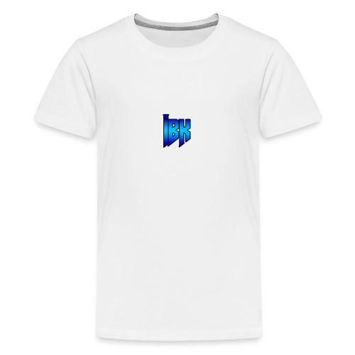 T-SHIRT MET LOGO OP - Teenager Premium T-shirt