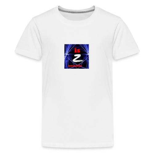 zidax - Teenage Premium T-Shirt