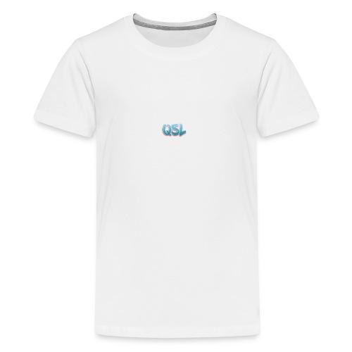 Qsl shop - Teenager Premium T-Shirt
