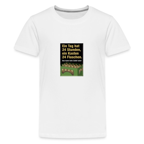 Bauern Sprüche - Teenager Premium T-Shirt