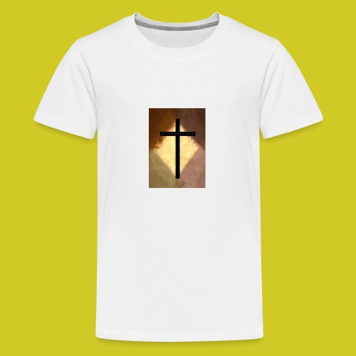 COLLECTION CROSS - Camiseta premium adolescente
