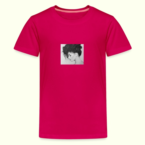 Dame - Teenager Premium T-Shirt