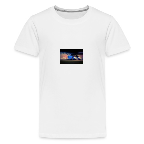 Ter Techs Drifting at Palm Beach International - Premium-T-shirt tonåring