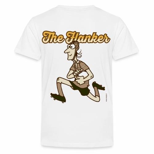 Flanker_Marplo_mug.png - Maglietta Premium per ragazzi