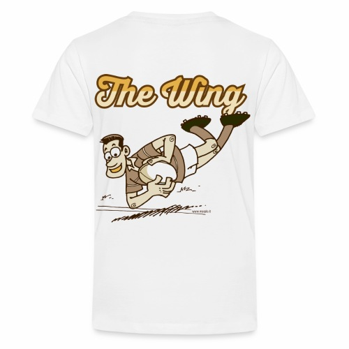 Wing_Marplo_mug - Maglietta Premium per ragazzi