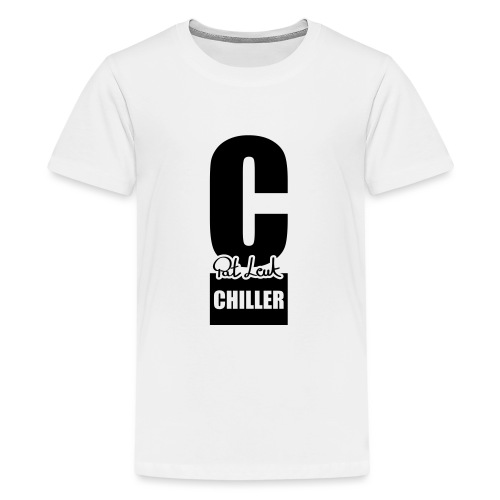 Pat Leut Chiller C BEL - Teenager Premium T-Shirt