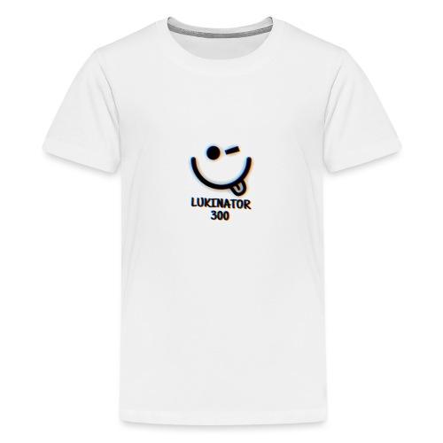 Anderes Design - Teenager Premium T-Shirt