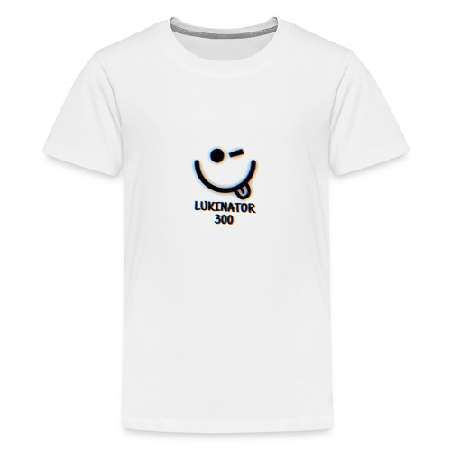 Anderes Design - Teenager Premium T-Shirt