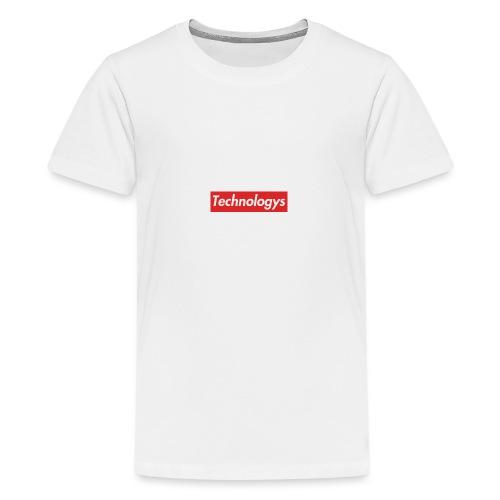 d503767799400764c8a79ca1a - Teenager Premium T-Shirt