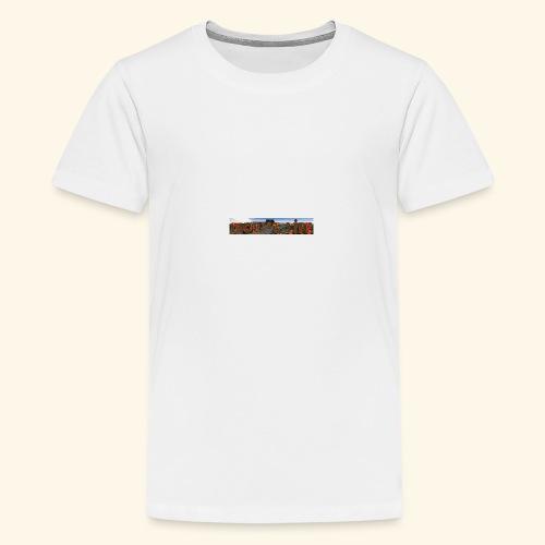 banniere Morya Life - T-shirt Premium Ado