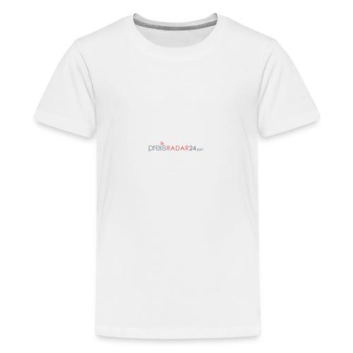preisradar24_logo - Teenager Premium T-Shirt