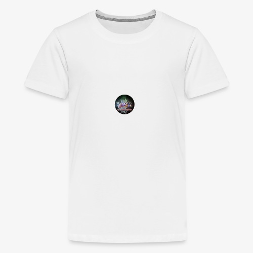 1506894637282 trimmed - Teenage Premium T-Shirt