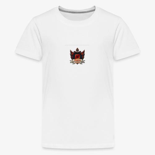 MagmaCraft - Premium T-skjorte for tenåringer