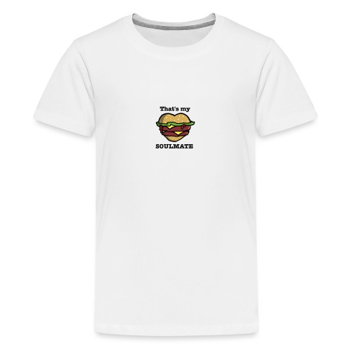 Love Food - T-shirt Premium Ado