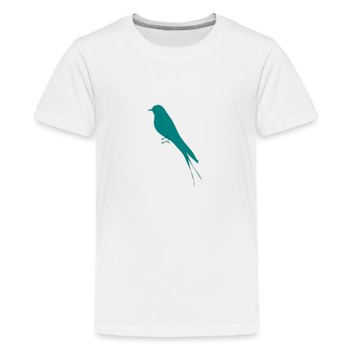 Golondrina - Camiseta premium adolescente