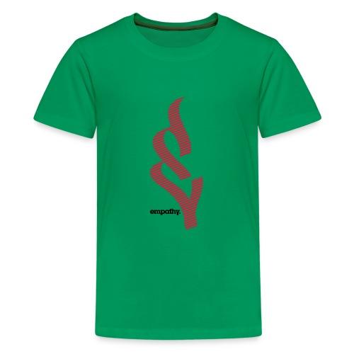 empathy e2 - Koszulka młodzieżowa Premium