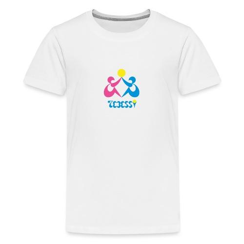 Logo Tebessy Soleil - T-shirt Premium Ado