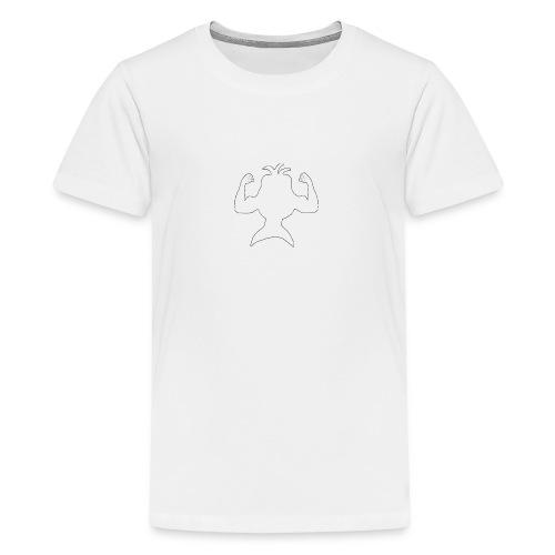 FizkenStrong - Teenager premium T-shirt
