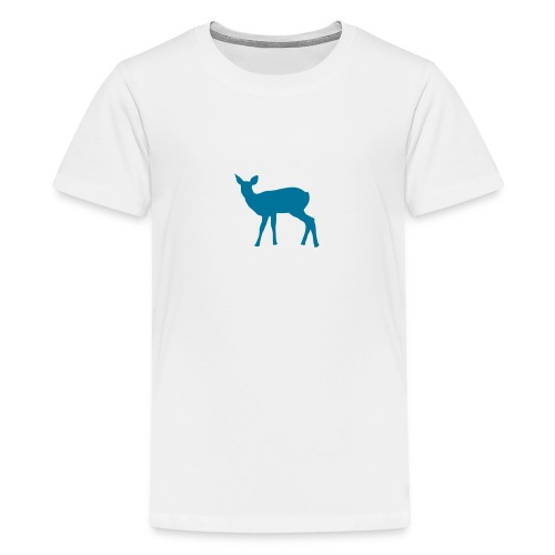 Dear Deer - Teenage Premium T-Shirt