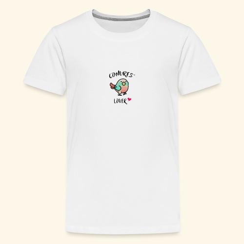Conures' Lover: Toc - T-shirt Premium Ado