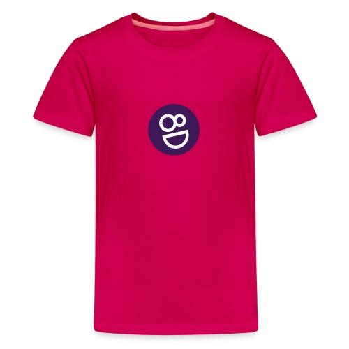 logo 8d - Teenager Premium T-shirt