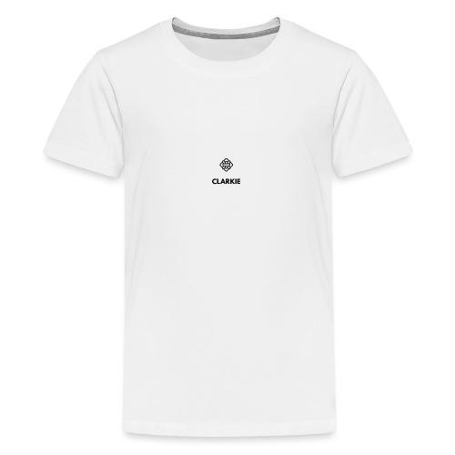 Clarkie - T-shirt Premium Ado