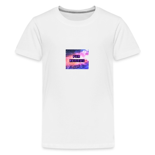 fun reviews merch - Teenage Premium T-Shirt