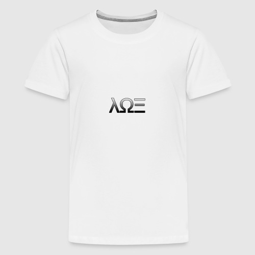 Logo by asap_future - T-shirt Premium Ado