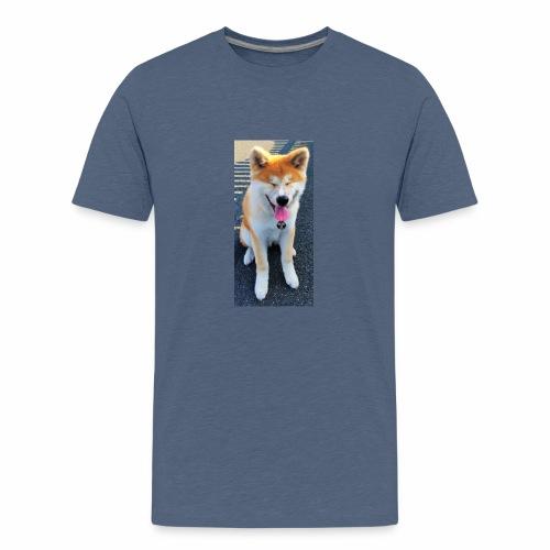 Akita Yuki - Teenage Premium T-Shirt