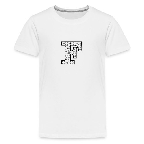 F - Teenager Premium T-Shirt