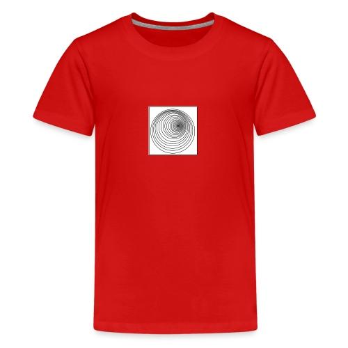 Fond - T-shirt Premium Ado