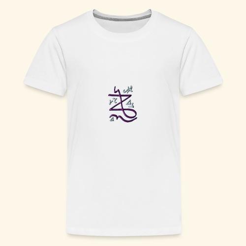 Zeniel solo - Teenager Premium T-Shirt