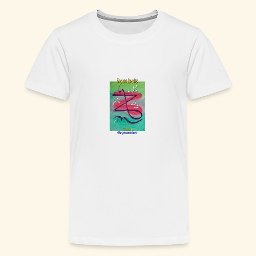 Zeniel - Teenager Premium T-Shirt