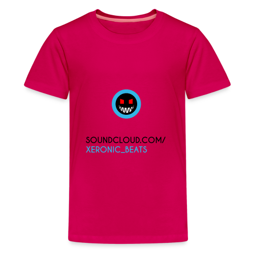 XERONIC LOGO - Teenage Premium T-Shirt